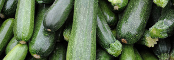 image courgettes source : iStock